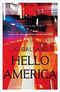 Hello America by J.G. Ballard book cover