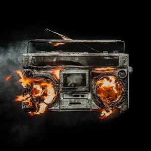 Green Day - Revolution Radio album cover