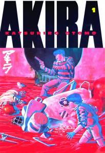 Akira book one