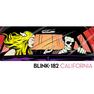 Blink-182 - California album cover