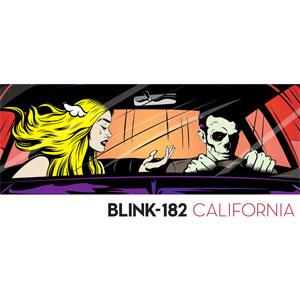 Blink-182 - California album cover