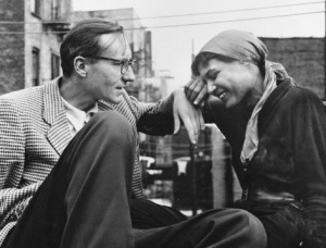 William S Burroughs and Alene Lee