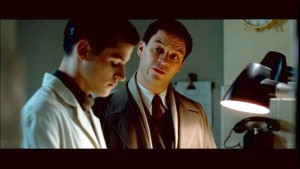 Hannibal Rising - Gaspard Ulliel and Dominic West