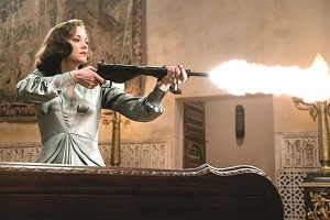 Cotillard in action mode