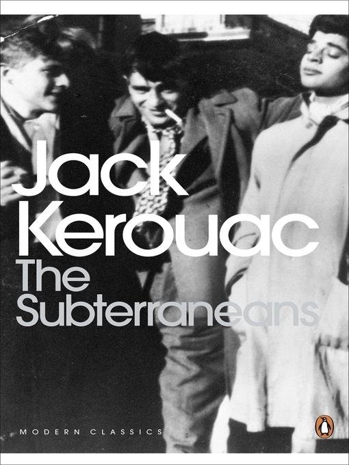 Jack Kerouac - The Subterraneans cover