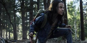 Dafne Keen as Laura/X-23