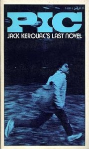 Pic by Jack Kerouac book cover