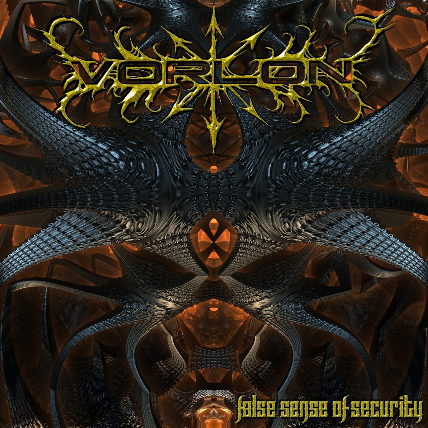 Vorlon - False Sense of Security cover