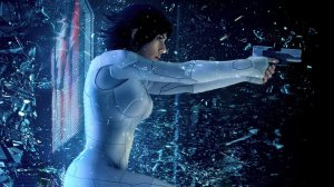 Scarlett Johansson as Major Mira Killian - Ghost in the Shell