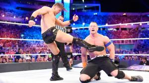 The Miz and John Cena