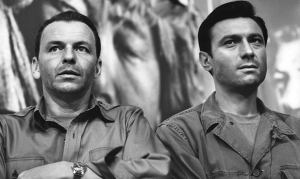 The Manchurian Candidate - Frank Sinatra and Laurence Harvey