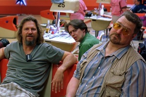 Jeff Bridges, Steve Buscemi and John Goodman - The Big Lebowski