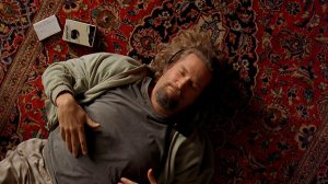 The Dude (Jeff Bridges) - The Big Lebowski