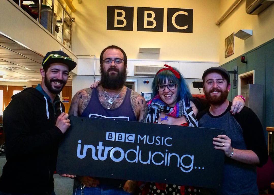 Static Alice - BBC Introducing Guernsey
