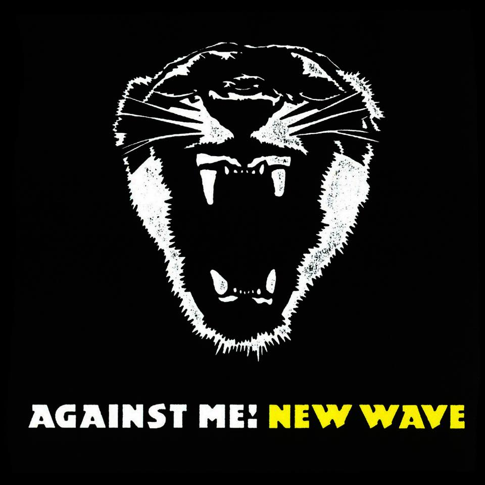 Against Me - New Wave album cover