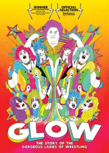 Glow dvd cover