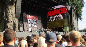 Rancid at BST Hyde Park