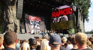 Rancid at BST Hyde Park
