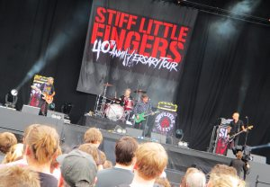 Stiff Little Fingers at BST Hyde Park