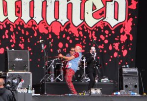 The Damned at BST Hyde Park