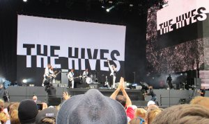 The Hives at BST Hyde Park