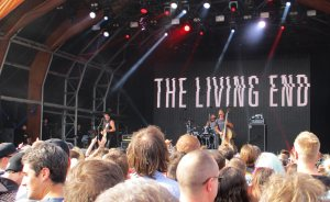 The Living End at BST Hyde Park