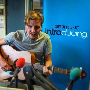 Le Quesne, aka Tyler Edmonds, on BBC Introducing Guernsey
