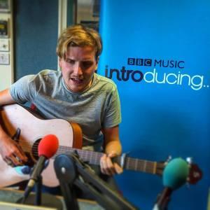 Le Quesne, aka Tyler Edmonds, on BBC Introducing Guernsey