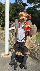 Ernie the scarecrow