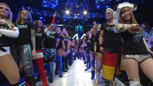Mae Young Classic wrestler