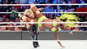 Natalya and Naomi