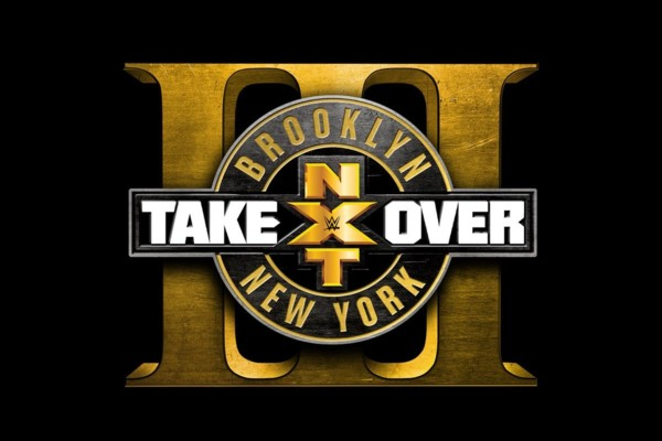 NXT TakeOver Brooklyn III logo