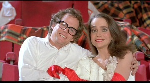 Cliff DeYoung and Jessica Harper