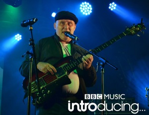 Jah Wobble at the Vale Earth Fair