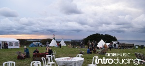 Sark Roots Festival Field