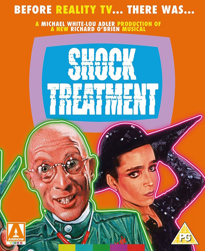 Shock Treatment blu-ray
