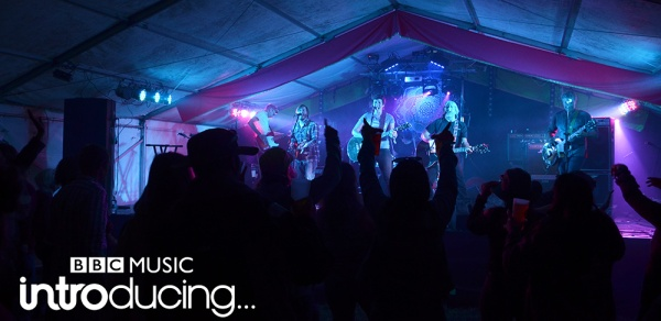 The Space Pirates of Rocquaine at Sark Roots Festival