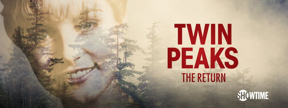 Twin Peaks - The Return banner