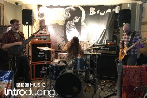 Brunt at The Golden Lion