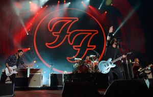 Foo Fighters live 2017