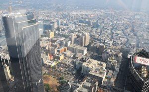 Los Angeles from Skyspace