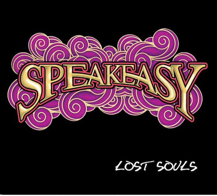 Speakeasy - Lost Souls album cover