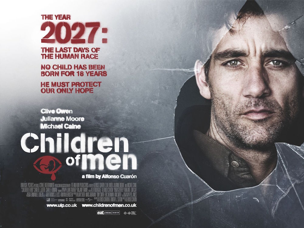Children of Men poster