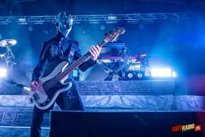 Ghost - A Nameless Ghoul - bass player