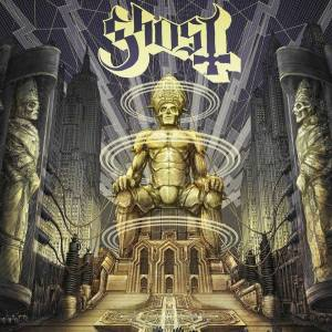 Ghost - Ceremony And Devotion album cover