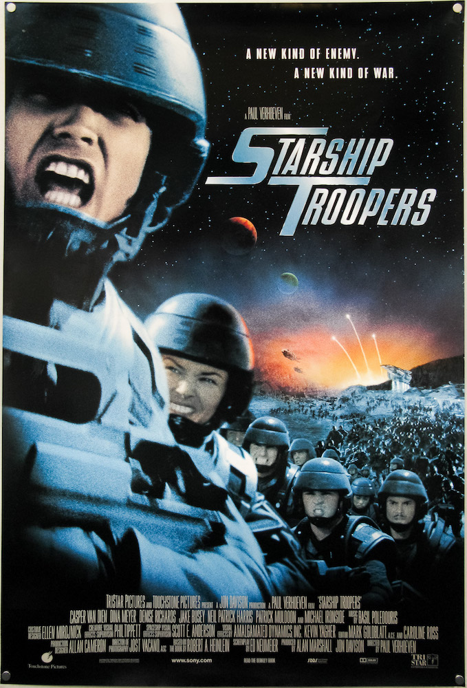 Starship Troopers – Tommy Girard - 248.6KB