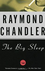 The Big Sleep by Raymond Chandler cover