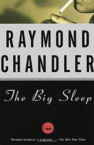 The Big Sleep by Raymond Chandler cover