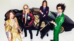 The Darkness circa 2017