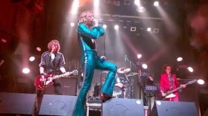 The Darkness live 2017